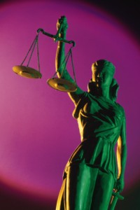 Lady Justice for Bankruptcy