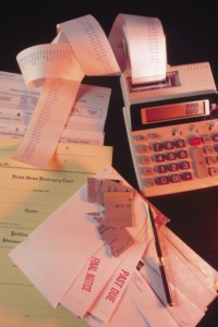 Calculator and Filing for Bankruptcy